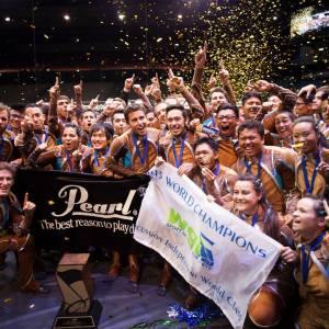RCC wins the WGI gold medal!