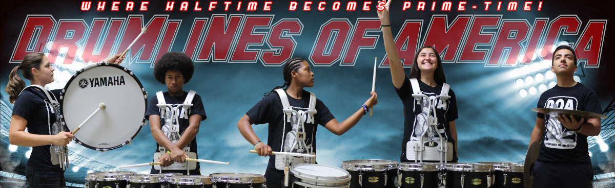 Drumlines Of America
